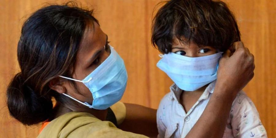 70 બાળકોને વિટામિન A ની રસી પિવડાવનાર સ્વાસ્થ્ય વિભાગનો કર્મી કોરોના પોઝિટીવ આવતા ફફડાટ
